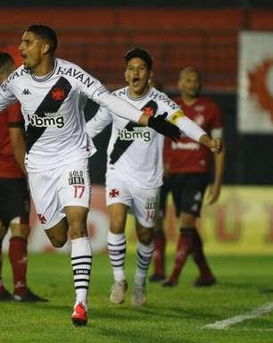 Depois de marcar 1º gol pelo Vasco, Daniel Amorim mantém o foco: 'Foi só um passo que a gente deu'