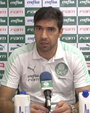 Abel diz que resultado no Dérbi não foi justo e sai em defesa de Felipe Melo