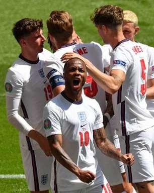 Inglaterra bate Croácia na Euro em revanche da semi da Copa