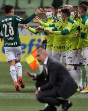 Palmeiras iguala maior sequência invicta em Dérbis desde 2009