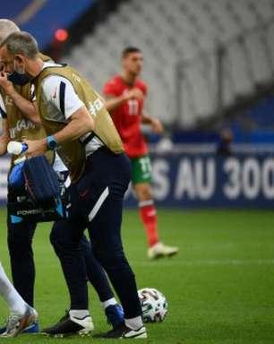 Benzema se diz recuperado de dores no joelho e pronto para duelo contra a Alemanha pela Eurocopa