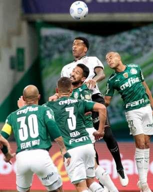 Com empate no Dérbi, Corinthians ultrapassará um ano sem vencer o Palmeiras