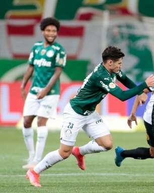 Gabriel diz que empate do Corinthians em Dérbi foi fruto de 'trabalho, resiliência e sabedoria'