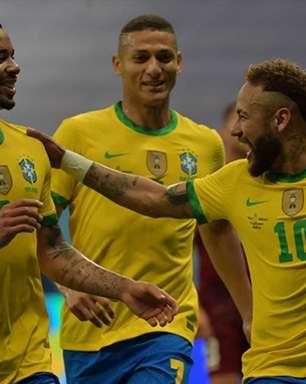 Desbancada pela Globo, Copa América no SBT tem menor audiência da história da competição