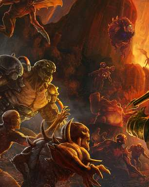 Doom Eternal terá atualização para nova geração em 29/06
