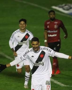 Vasco vira sobre o Brasil de Pelotas e vence