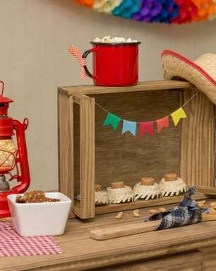 Prepare o arraial em casa: 6 ideias de decoração de Festa Junina