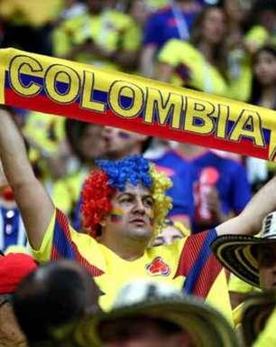 'Não sabíamos que não teria público': Colombianos se frustram ao viajarem por Copa América no Brasil