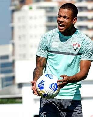Caio Paulista é o representante do Fluminense na seleção da terceira rodada do Brasileirão