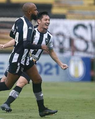 Chay, Luís Oyama... Últimos reforços melhoram desempenho do Botafogo