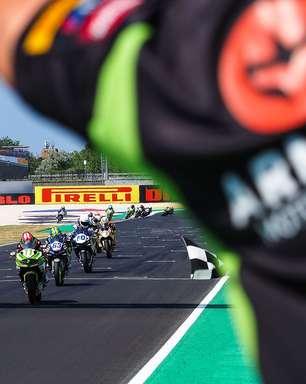Pioneira no motociclismo, Carrasco dá volta por cima nove meses após grave acidente