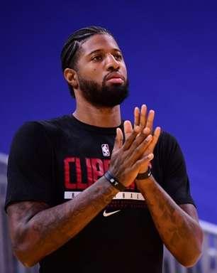 """""""Paul George não é um superastro da NBA"""", crava Jalen Rose"""