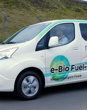 Nissan anuncia nova parceria para uso de célula de combustível