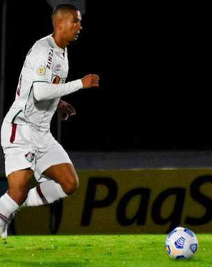 David Braz comemora estreia, exalta importância do grupo e diz que quer 'fazer história' no Fluminense