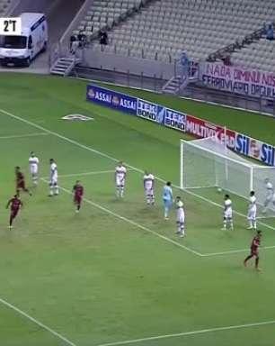 SÉRIE C: Gol de Ferroviário 1 x 0 Santa Cruz
