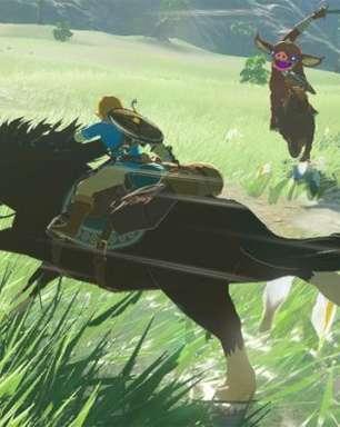 Promoção da eShop tem Zelda, Fire Emblem e mais jogos para Switch