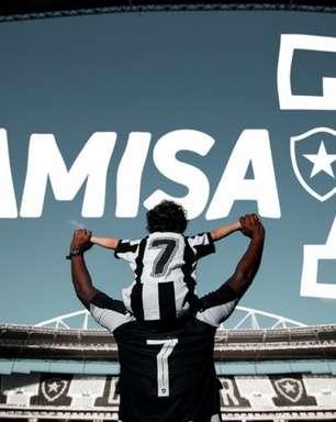 Botafogo oficializa novo programa de sócio-torcedor 'Camisa 7'; conheça os benefícios do projeto