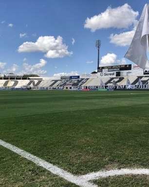 Ponte Preta quer acabar com marca negativa em casa diante do Cruzeiro