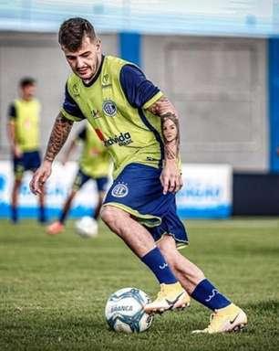 Titular do Confiança, João Paulo quer ótima sequência da equipe na Série B