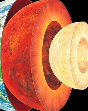 O estranho comportamento do núcleo da Terra que intriga os cientistas