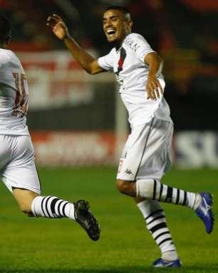Brasil de Pelotas e mais duas vítimas: em um ano, Vasco só ganhou partidas que virou em três oportunidades