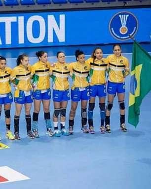 Seleções brasileiras de handebol iniciam reta final de preparação para Olimpíada