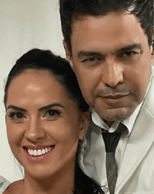 Graciele Lacerda abre o jogo sobre tratamento para engravidar de Zezé Di Camargo