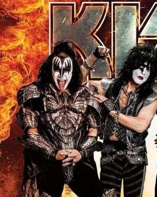 Pesquisa diz que KISS é mais popular que Led Zeppelin, mas o grupo não concorda