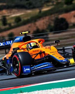 Norris diz que ainda está aprendendo a pilotar carro da McLaren F1