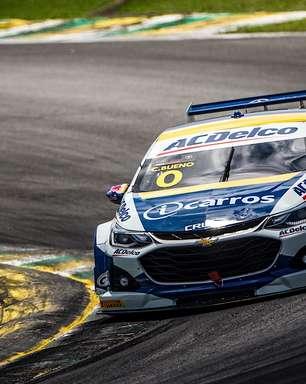 Cacá Bueno destaca boa fase da Crown Racing na primeira etapa do time na nova sede no Velocitta