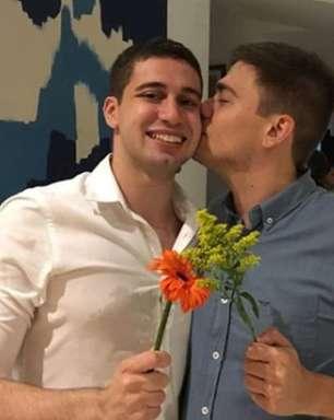 Repórter da Globo é alvo de homofobia após se declarar para o marido