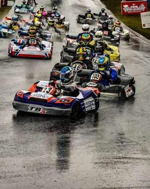 Copa SP de Kart: Lucca Zucchini vence na Pró-500 com a equipe TR3 Motorsport