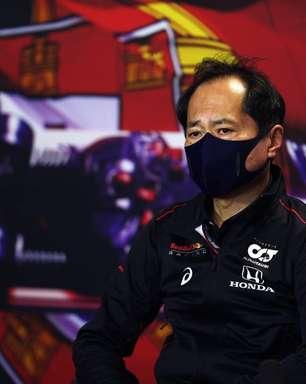 """Tanabe: """"Não sei por que a Mercedes F1 já trocou o motor"""""""