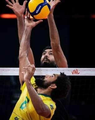 Seleção brasileira faz 3 a 1 no Irã e se mantém na liderança da Liga das Nações