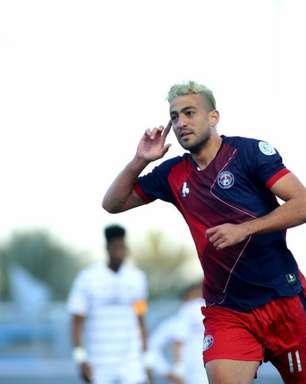 Após temporada perfeita na Arábia Saudita, Everton destaca crescimento na Arábia Saudita