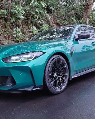 Avaliação: BMW M3 garante emoção na estrada e na pista