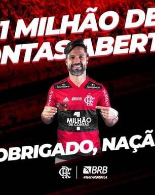 Banco digital do Flamengo atinge marca de 1 milhão de contas abertas