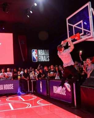 Emicida fala de sua paixão pela NBA em campanha da emissora oficial da liga no Brasil