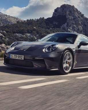 Porsche 911 GT3 Touring é o GT3 em traje de gala