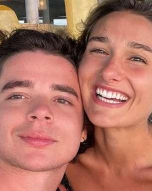 João Figueiredo reafirma motivo de casar com Sasha Meneghel aos 21 anos