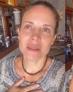 Maíra Charken chora por falta de emprego na TV e revela contas atrasadas