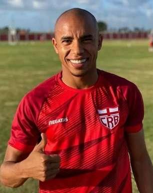 Titular absoluto do CRB, Reginaldo Lopes quer triunfo sobre o Vasco pela Série B