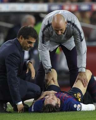 """Ex-Barcelona revela: """"Messi vomitava no vestiário"""""""