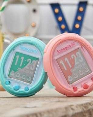 Mascote virtual Tamagotchi será relançado em formato de relógio