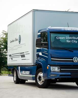 Caminhão elétrico VW e-Delivery começa a ser produzido no Brasil