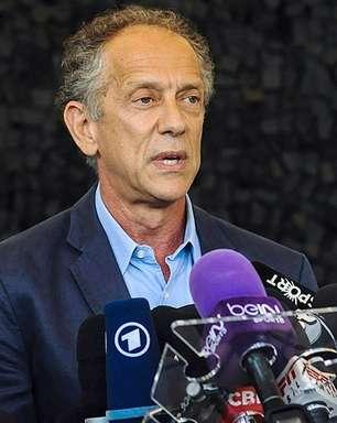 Walter Feldman é demitido do cargo de secretário-geral da CBF por Coronel Nunes, presidente interino