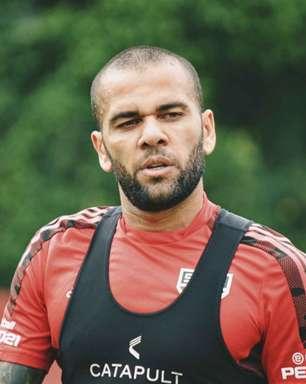 Convocado para as Olimpíadas: veja os jogos que Daniel Alves pode desfalcar o São Paulo