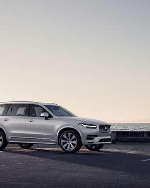 Volvo XC90 Momentum 2021: tudo sobre o SUV híbrido grande