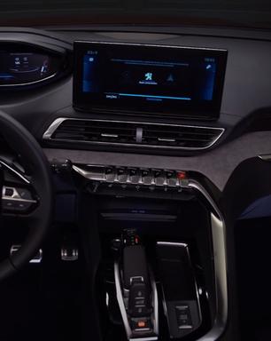 Novo Peugeot 3008 terá versão GT e i-Cockpit 2.0 em HD