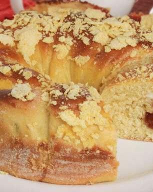 Pão de milho romeu e julieta: ideal para o lanche da tarde
